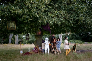 Annalisa Brambilla My Star Wars Family picnic